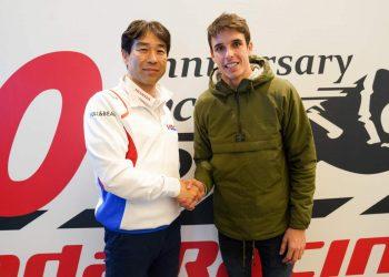 Alex Marquez ficha por HRC en MotoGP para 2020