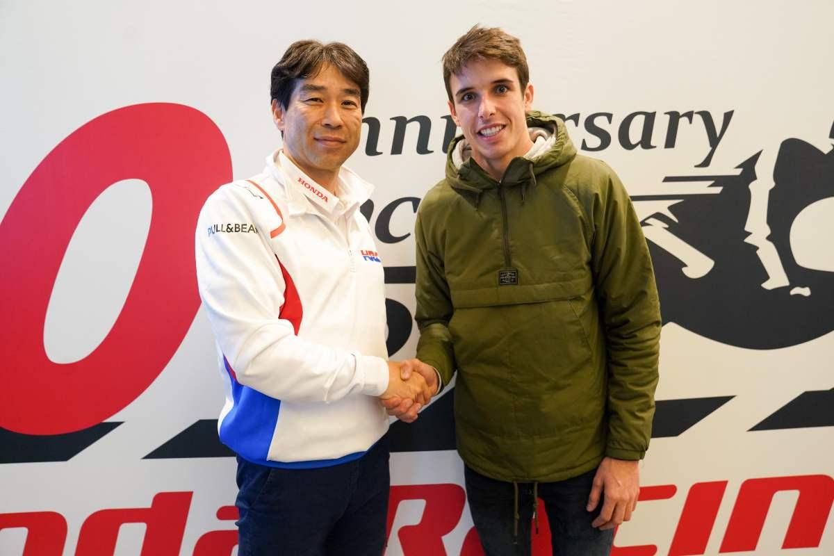 Alex Márquez sustituirá a Cal Crutchlow en el LCR Honda a partir de 2021