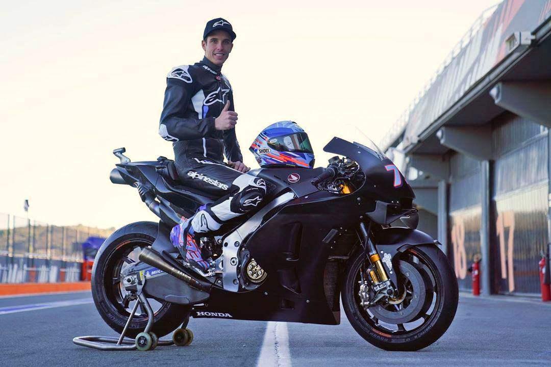 Alex Marquez - MotoGP 2020