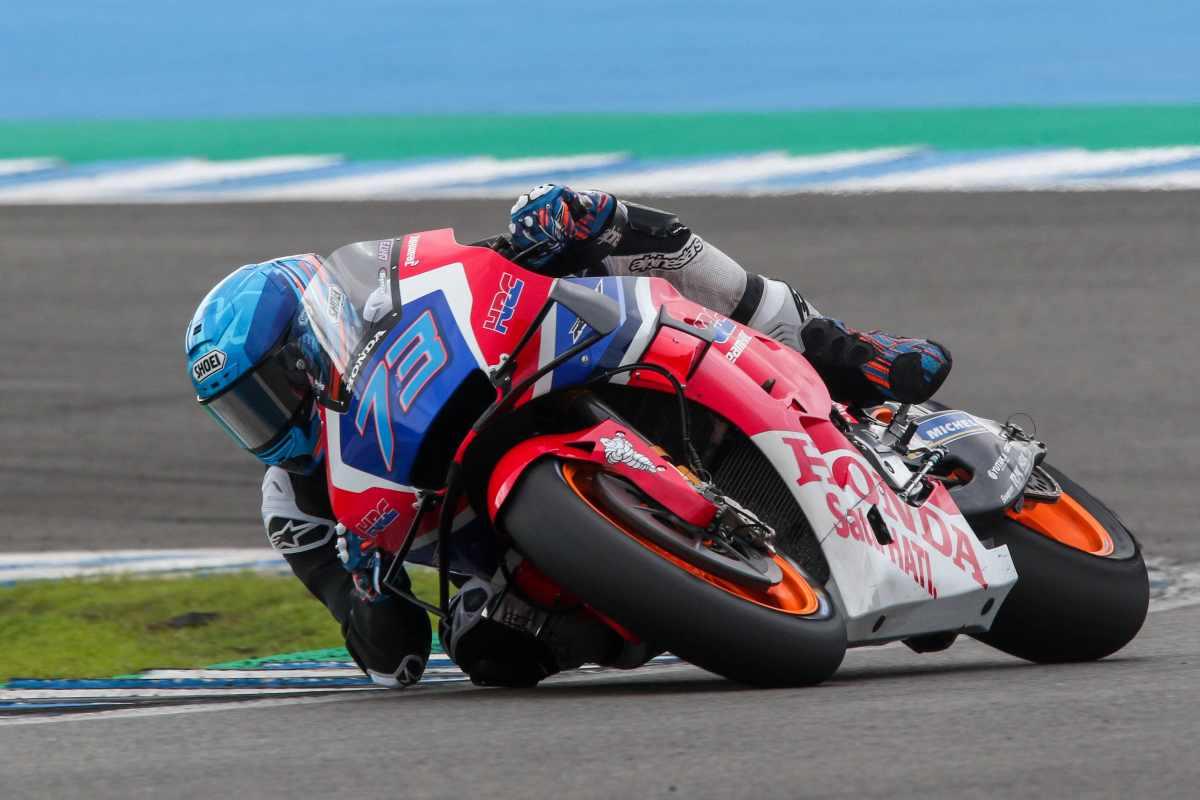 Alex Marquez - Test MotoGP 2020 - Jerez