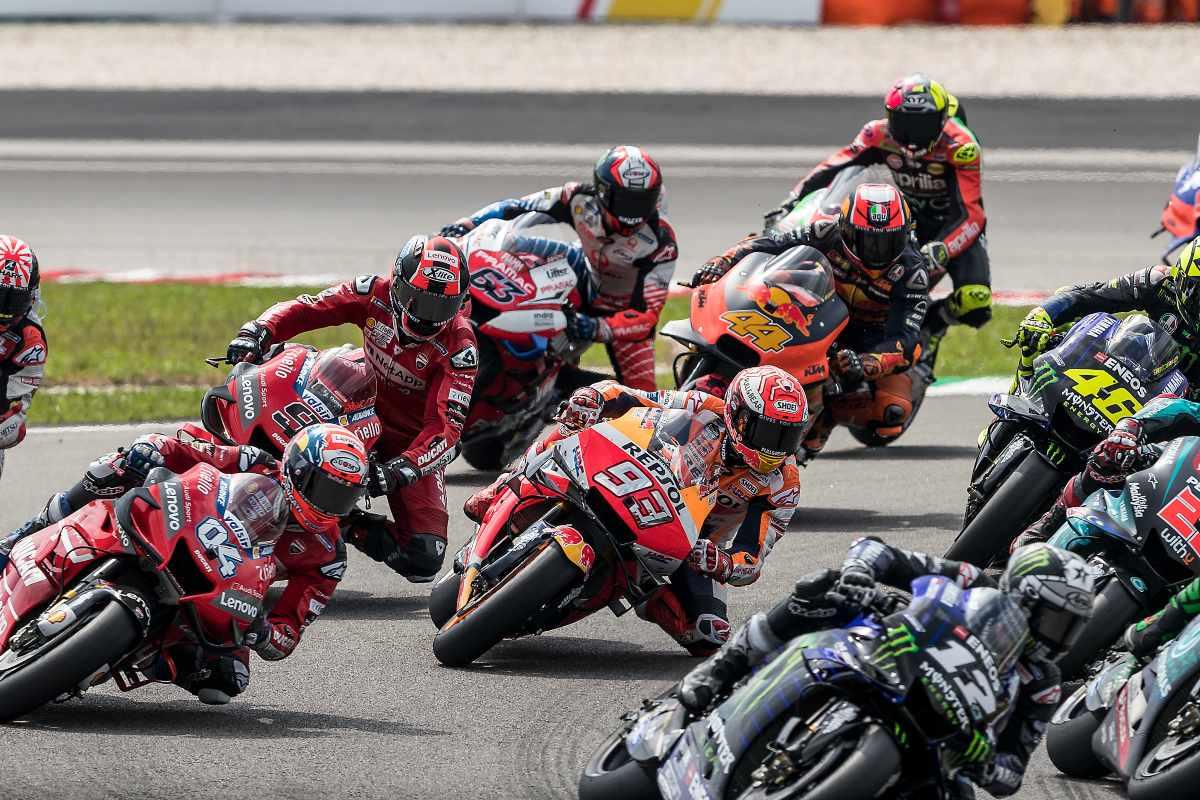 Calendario MotoGP 2020 - Fechas y Grandes Premios