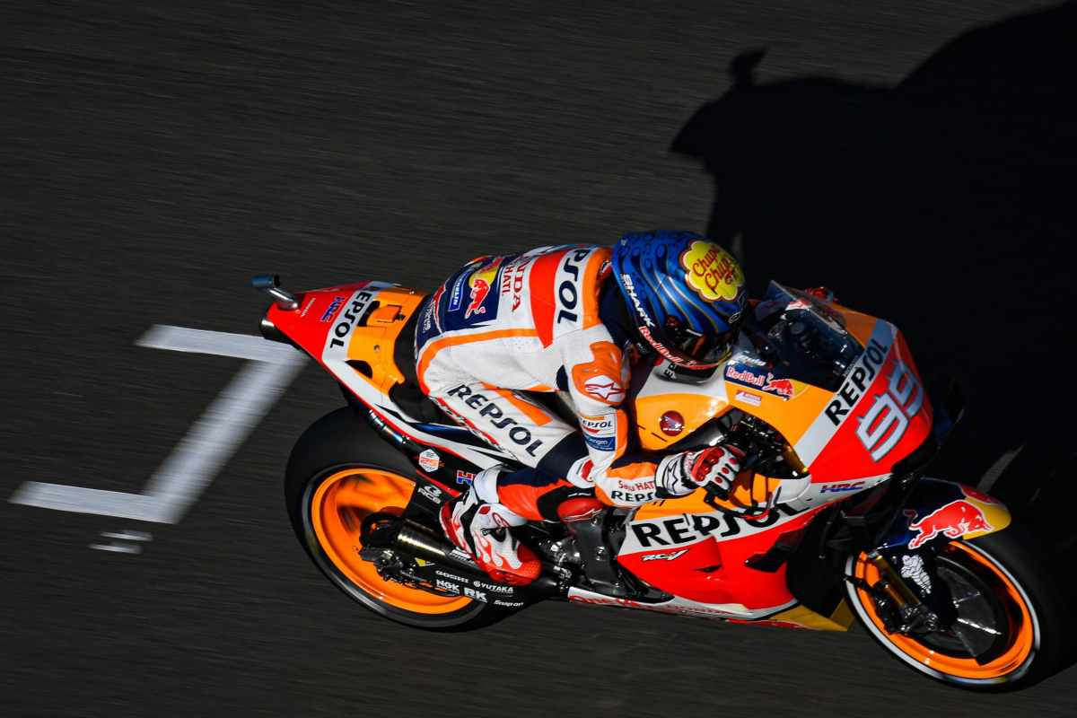 Jorge Lorenzo - MotoGP Valencia 2019