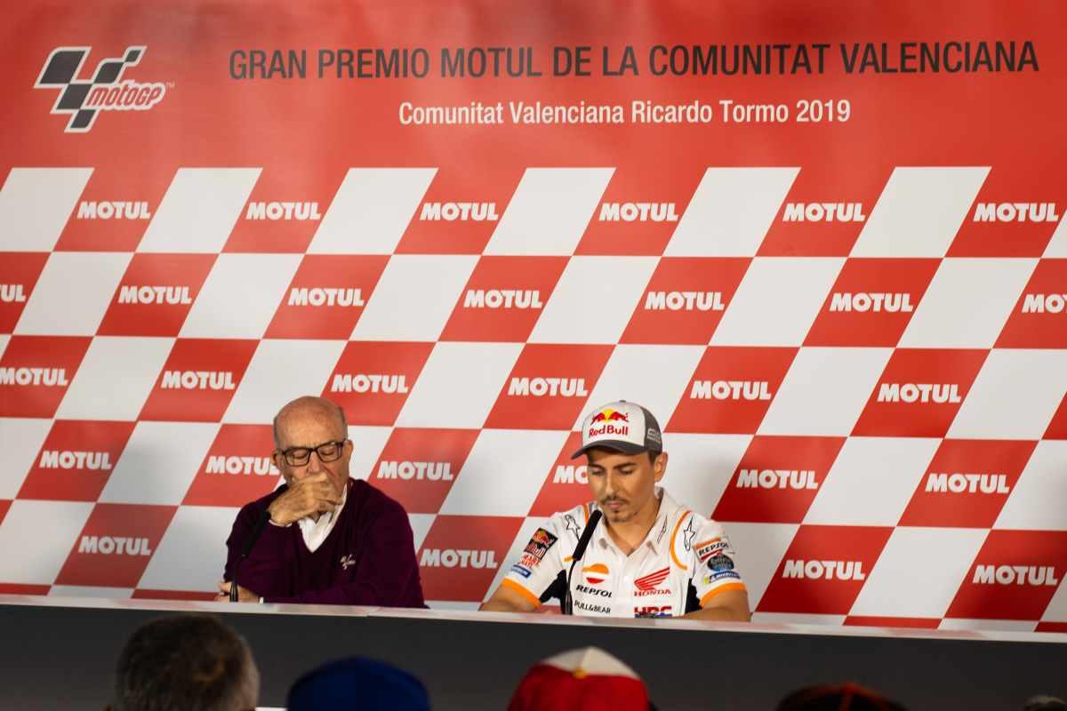 Jorge Lorenzo anuncia su retirada de MotoGP