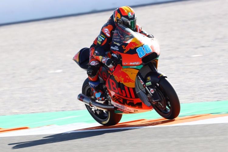 Jorge Martín | Moto2 Valencia 2019
