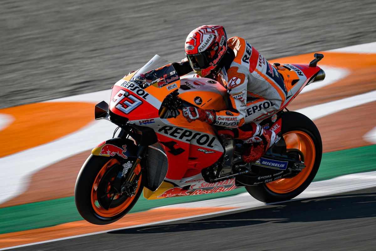 Marc Marquez MotoGP Valencia 2019
