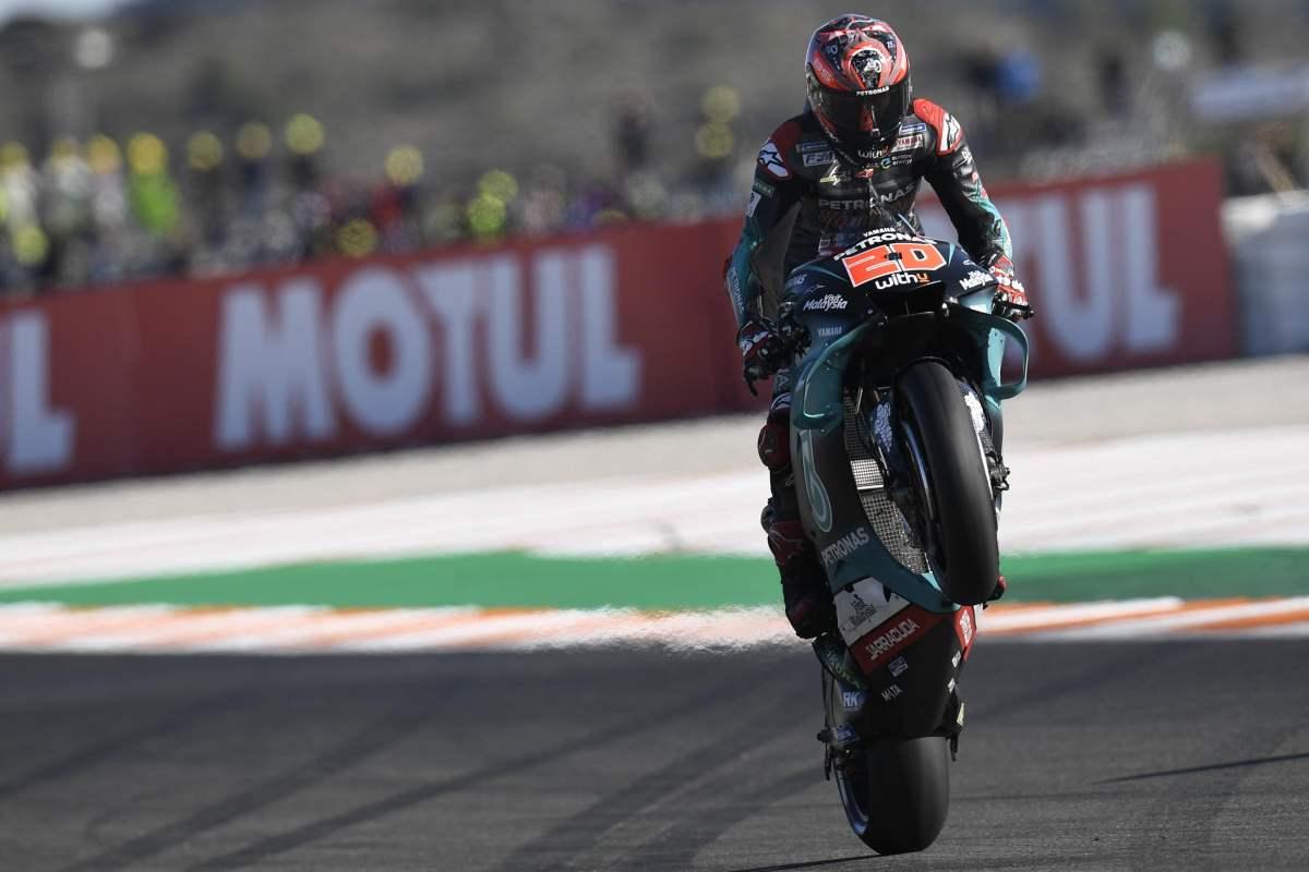 MotoGP Valencia 2019 - Fabio Quartararo