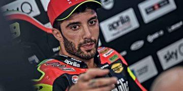 Andrea Iannone suspendido provisionalmente por dopaje