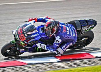 Lorenzo ya doma la M1 en el último día de 'shakedown' en Sepang