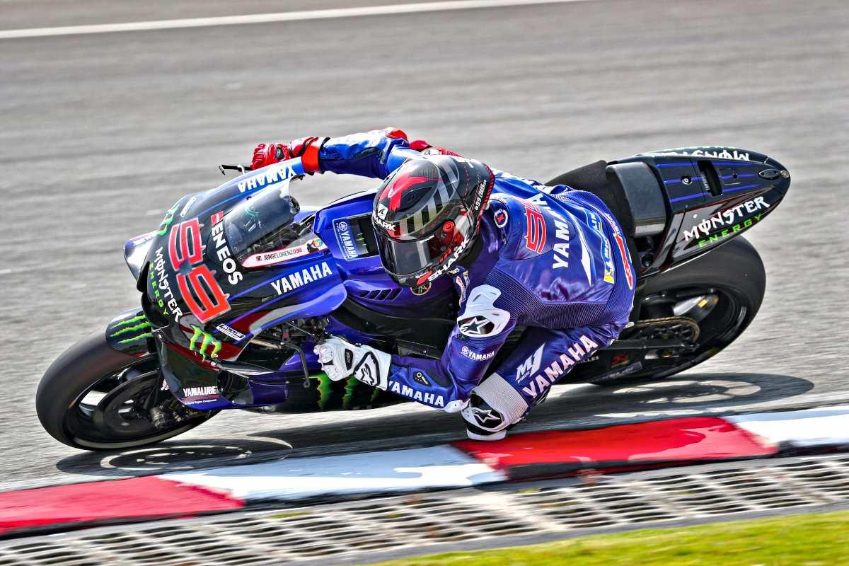Jorge Lorenzo disputará el GP Catalunya de MotoGP con Yamaha