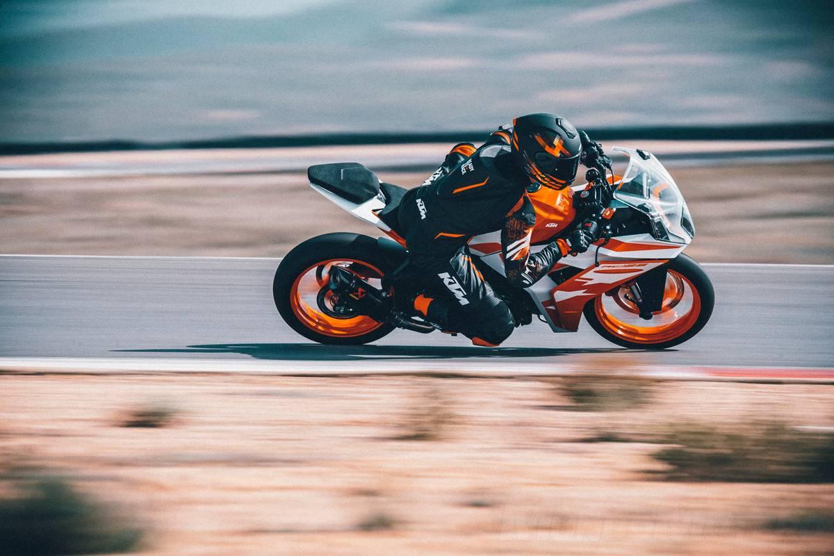 Nueva KTM RC 125 2022