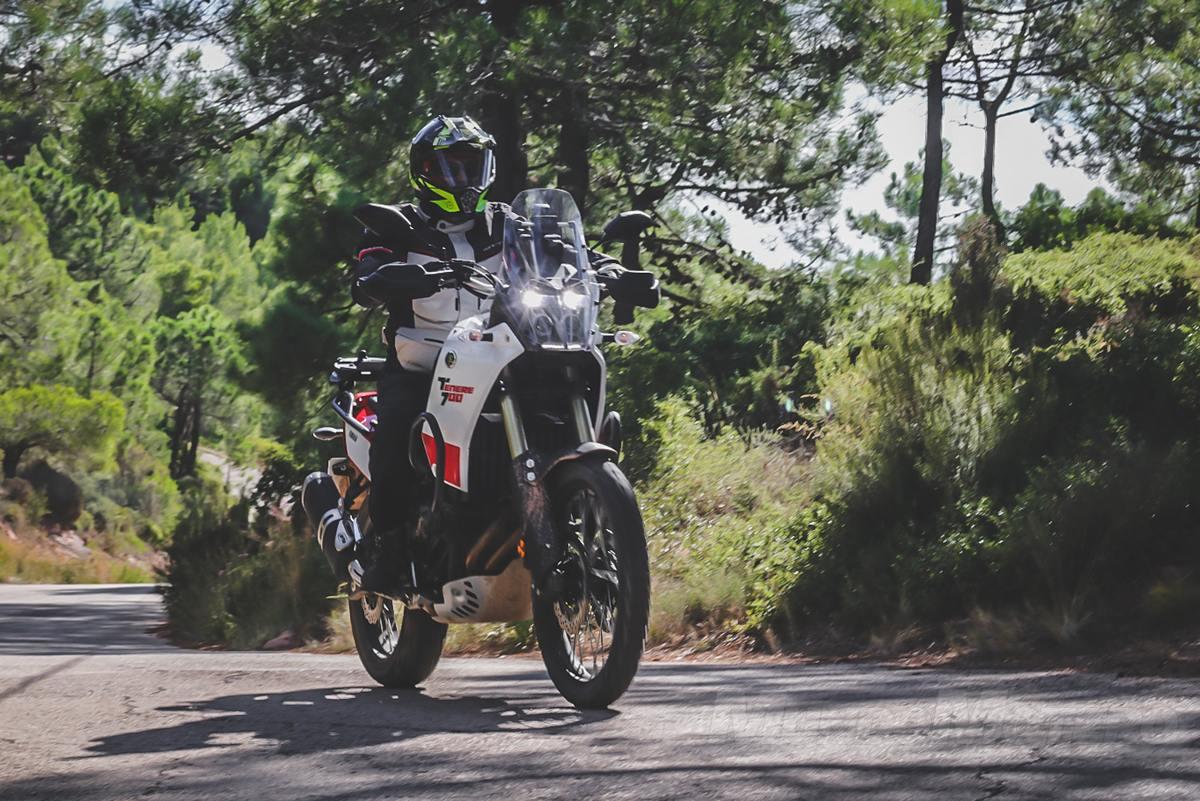Prueba Yamaha Tenere 700