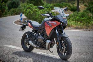 Prueba Yamaha Tracer 700 2020