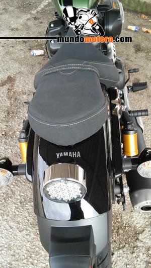 Prueba Yamaha XV950R Bolt s