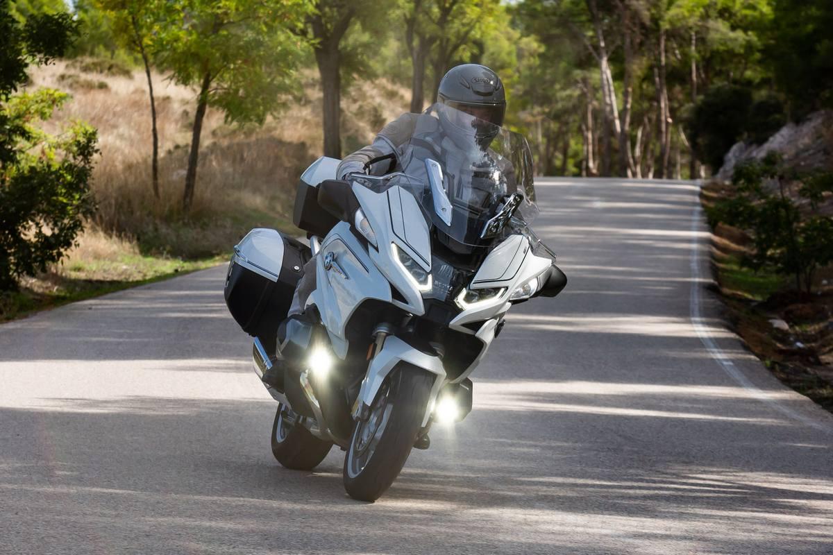 Prueba BMW R 1250 RT