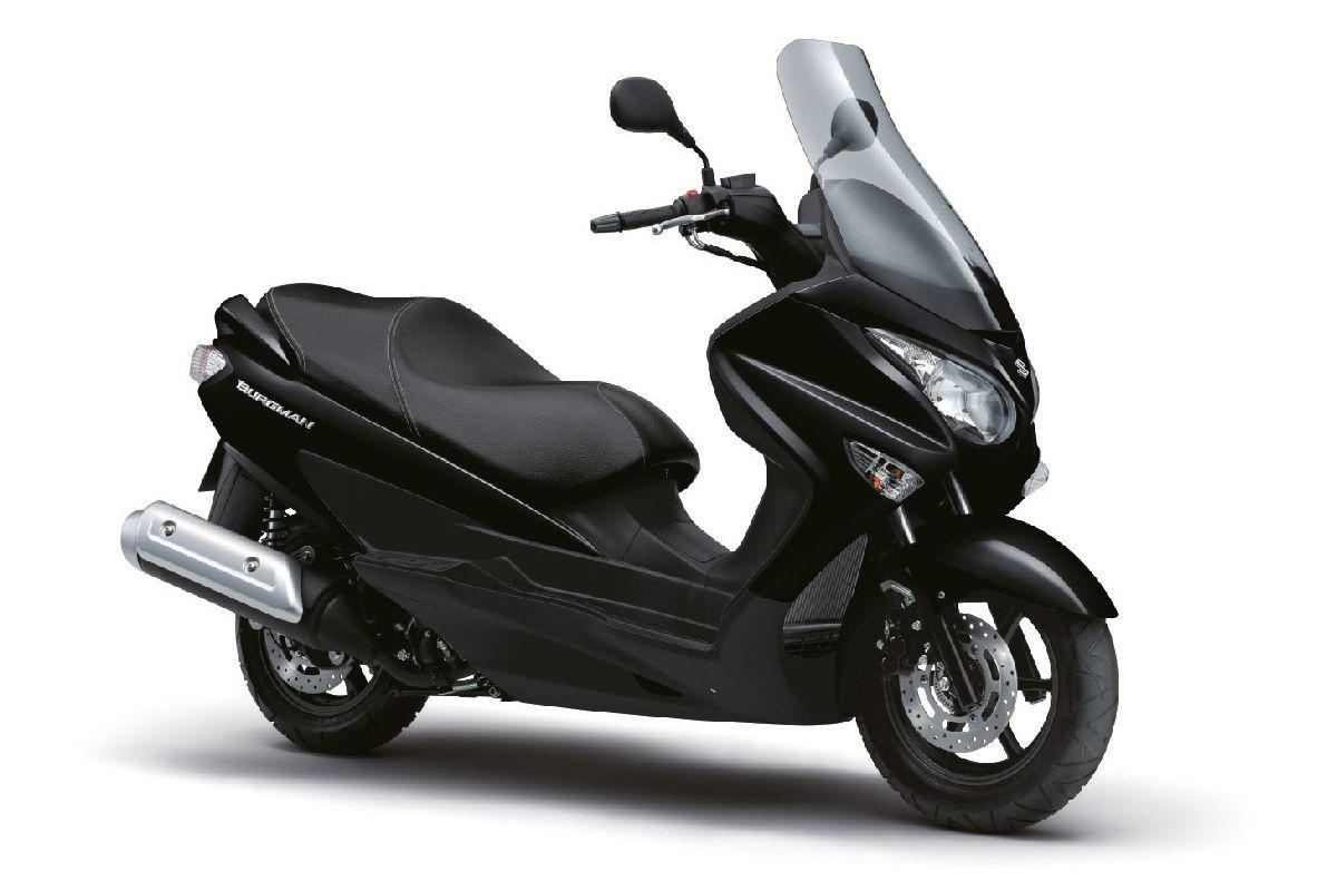 Suzuki Burgman 200 2021