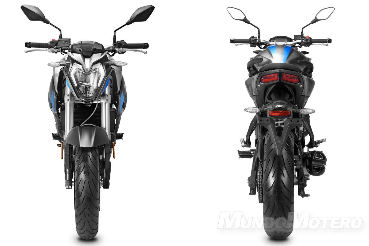 Novedades motos naked - VOGE 500R