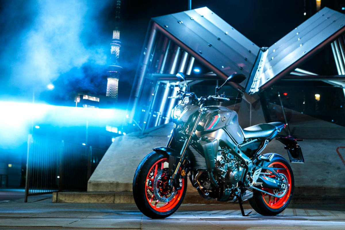Nueva Yamaha MT09 2021