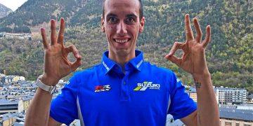 Alex Rins Suzuki MotoGP 2022