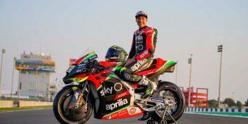 Aleix Espargaró renueva con Aprilia MotoGP hasta 2022