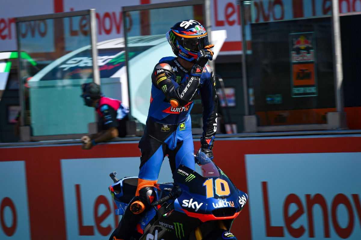 Luca Marini - Moto2 - GP de Misano 2020