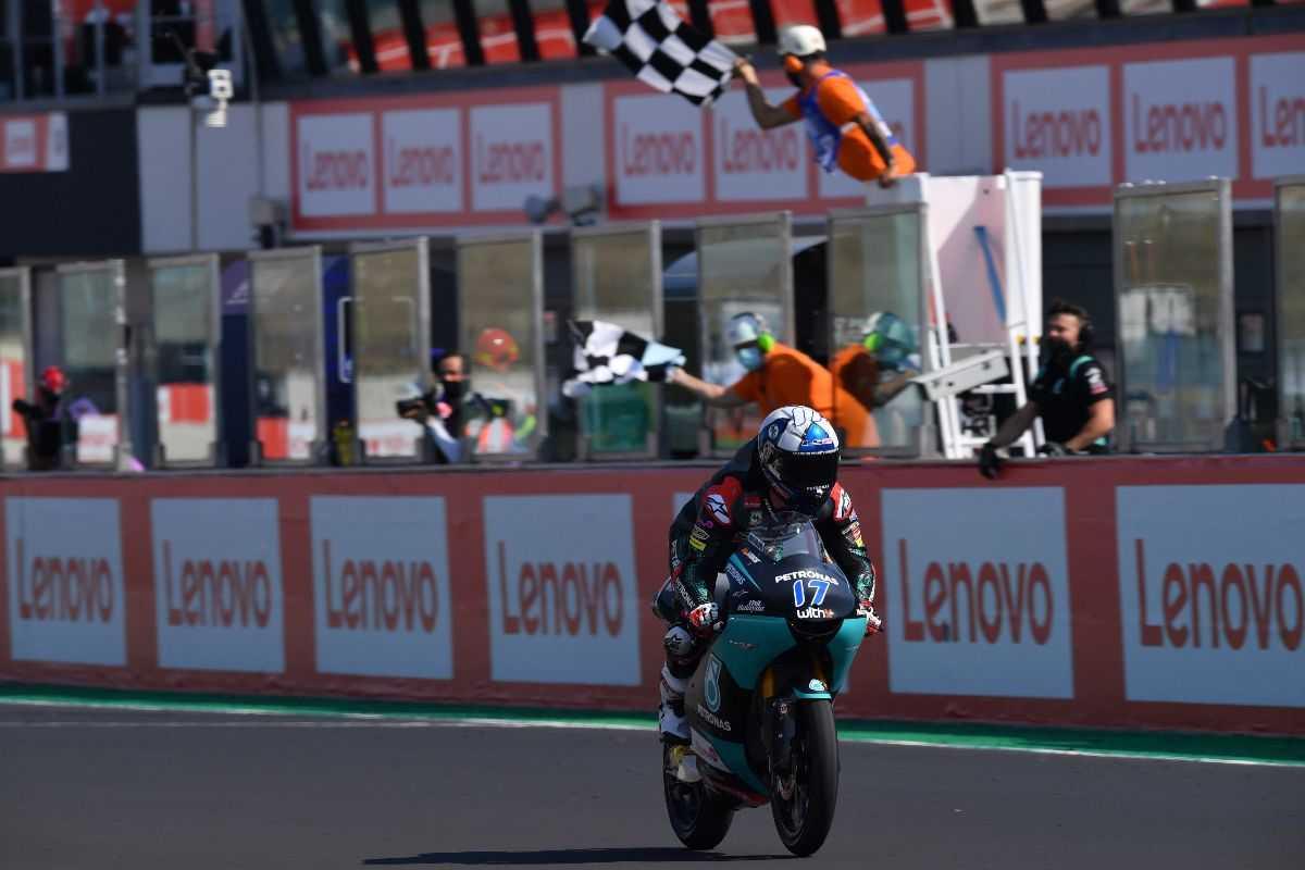 John McPhee - Moto3 - GP de Misano 2020