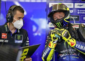 Valentino Rossi, positivo por coronavirus se perderá el Gran Premio de Aragón