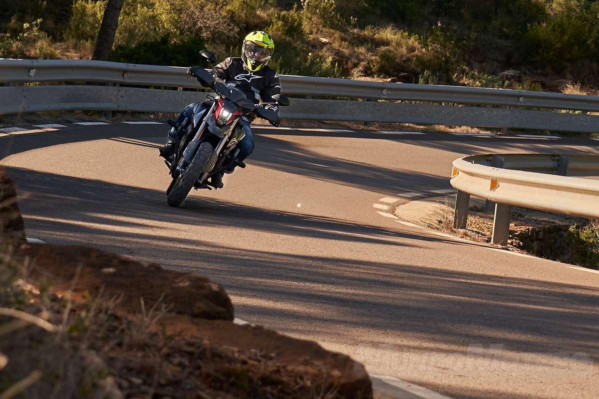moto zontes 125 cc - Prueba ZONTES U1 125