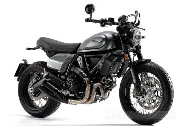 Ducati Scrambler Nightshift 2021