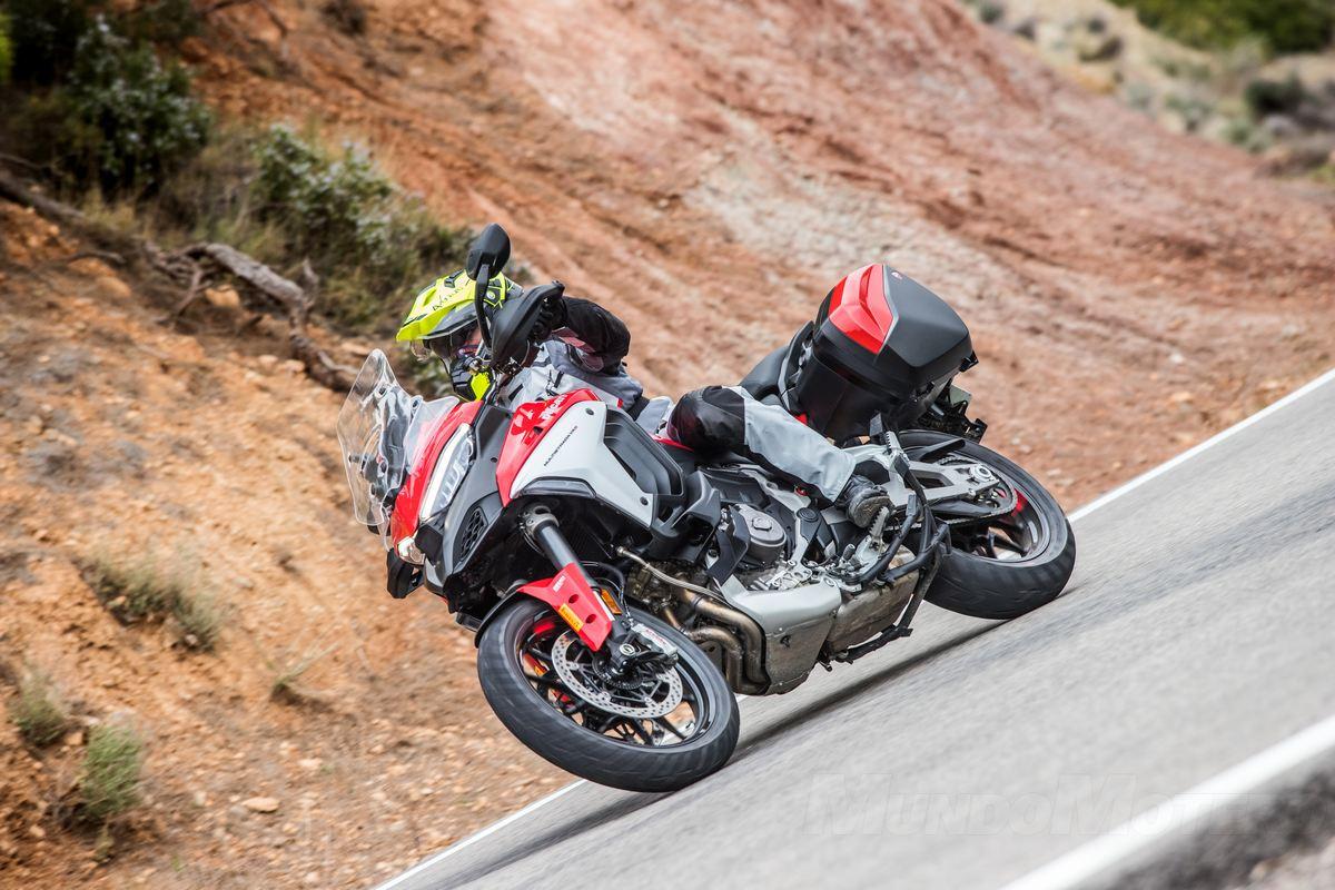Prueba Ducati Multistrada V4 S