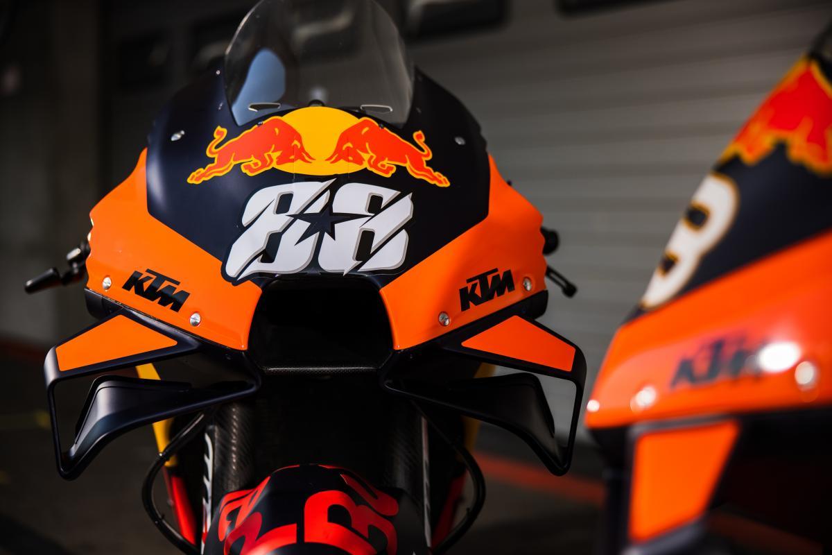 KTM ha sido el primer fabricante de MotoGP en confirmar su continuidad en la serie hasta 2026.