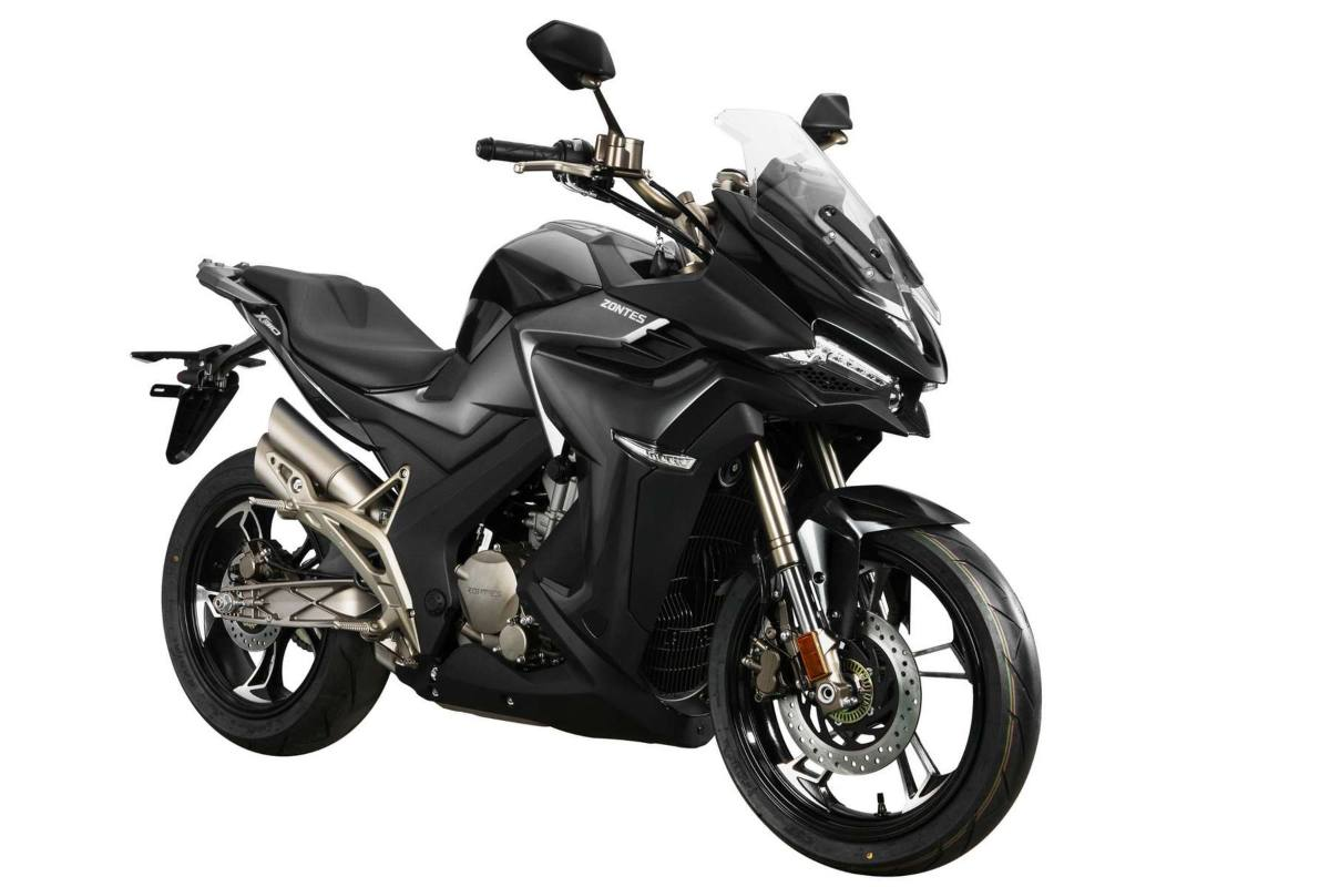 motos 300cc baratas - Zontes X310