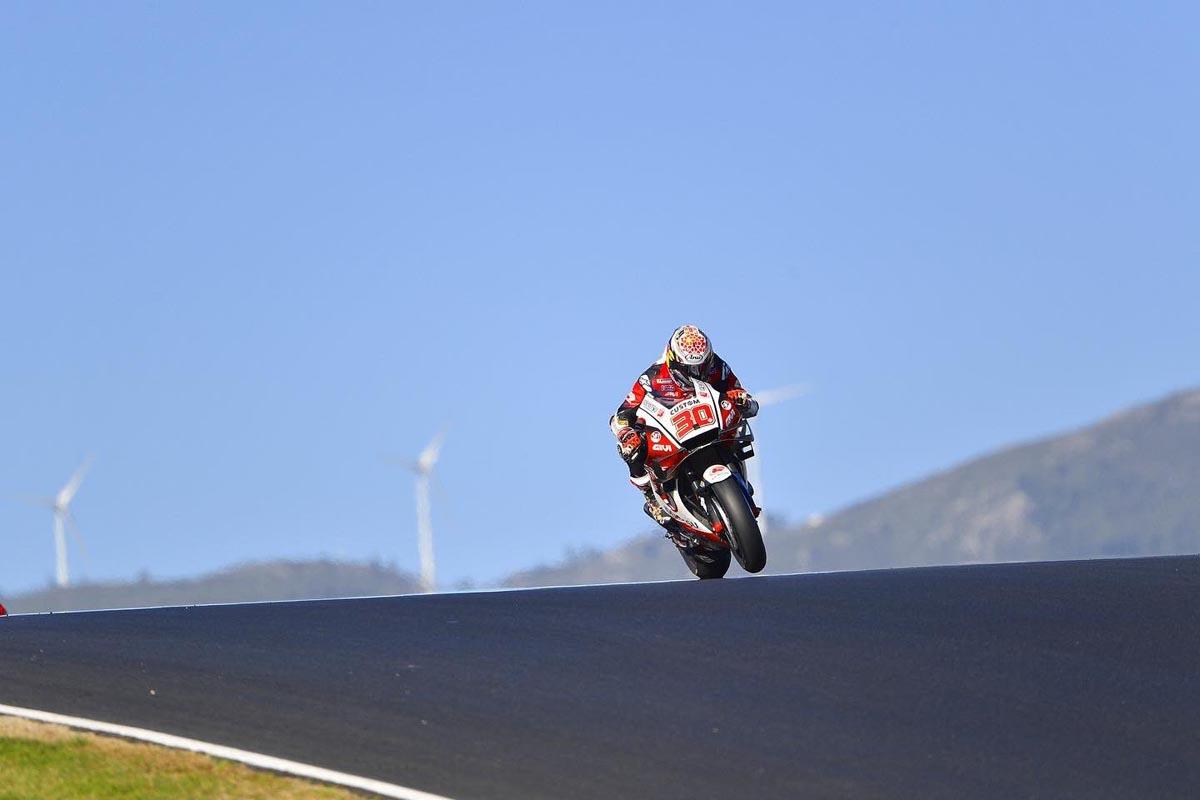 El LCR Team ha celebrado el 25º aniversario de su fundación ampliando su estancia en MotoGP.