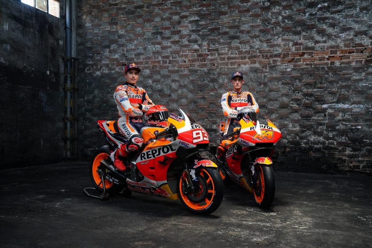 Equipo Repsol Honda MotoGP 2021