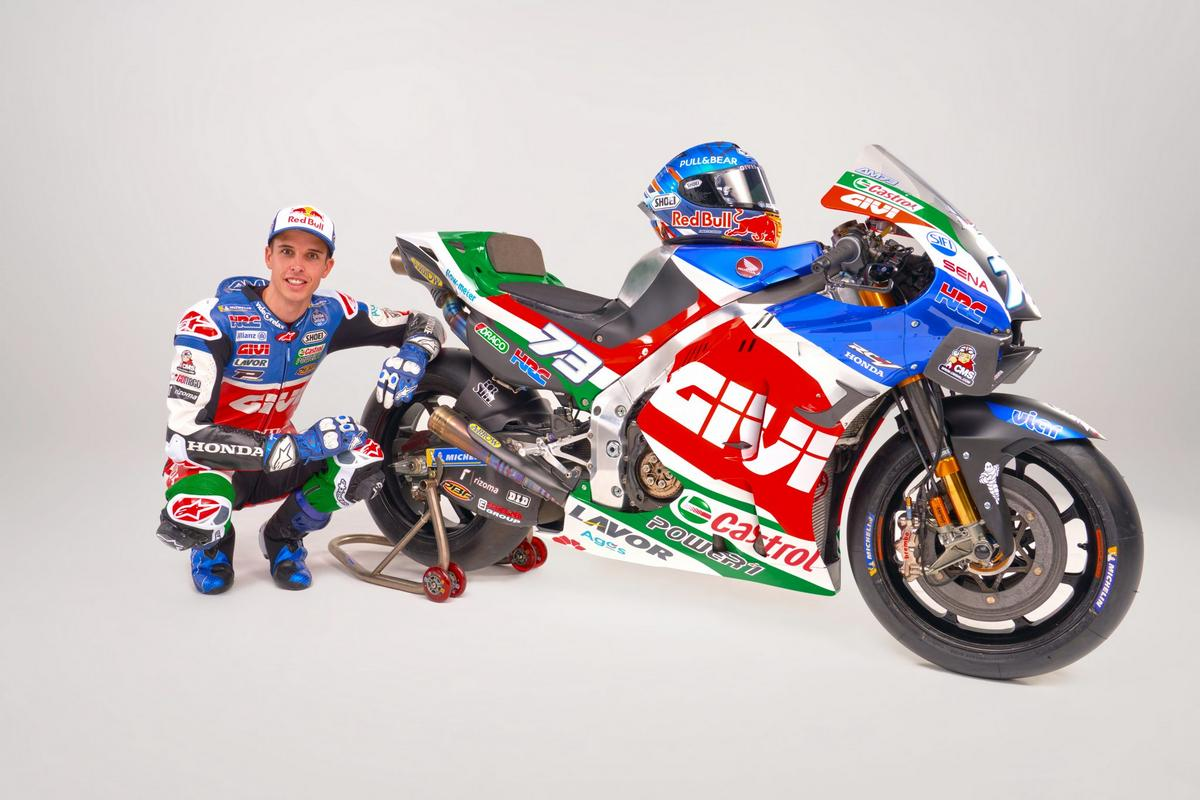 Alex Marquez - LCR Honda MotoGP 2021