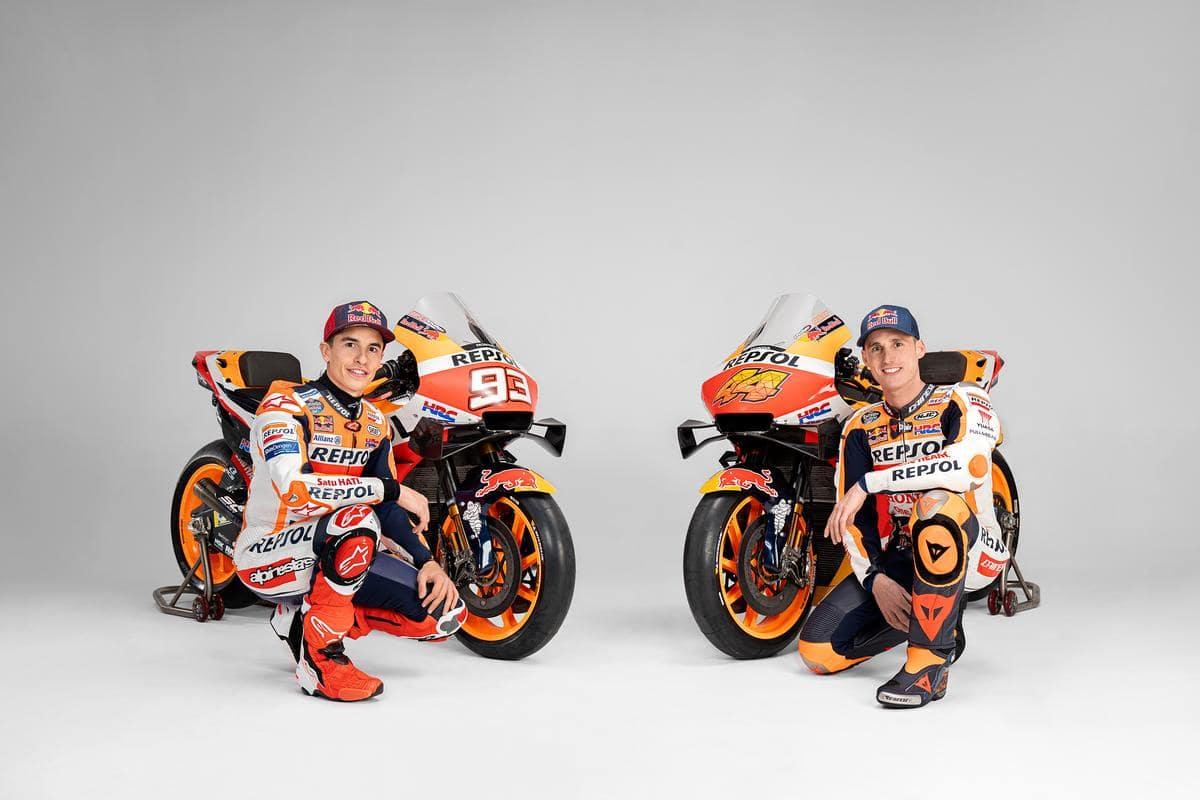 Equipo Honda MotoGP 2021