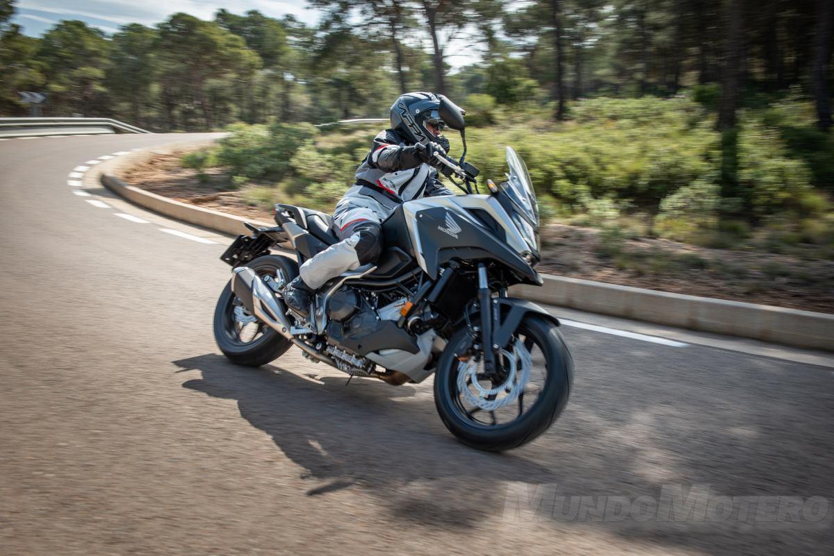 Prueba Honda NC750X 2021
