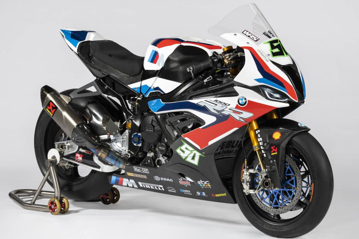 BMW SBK 2021