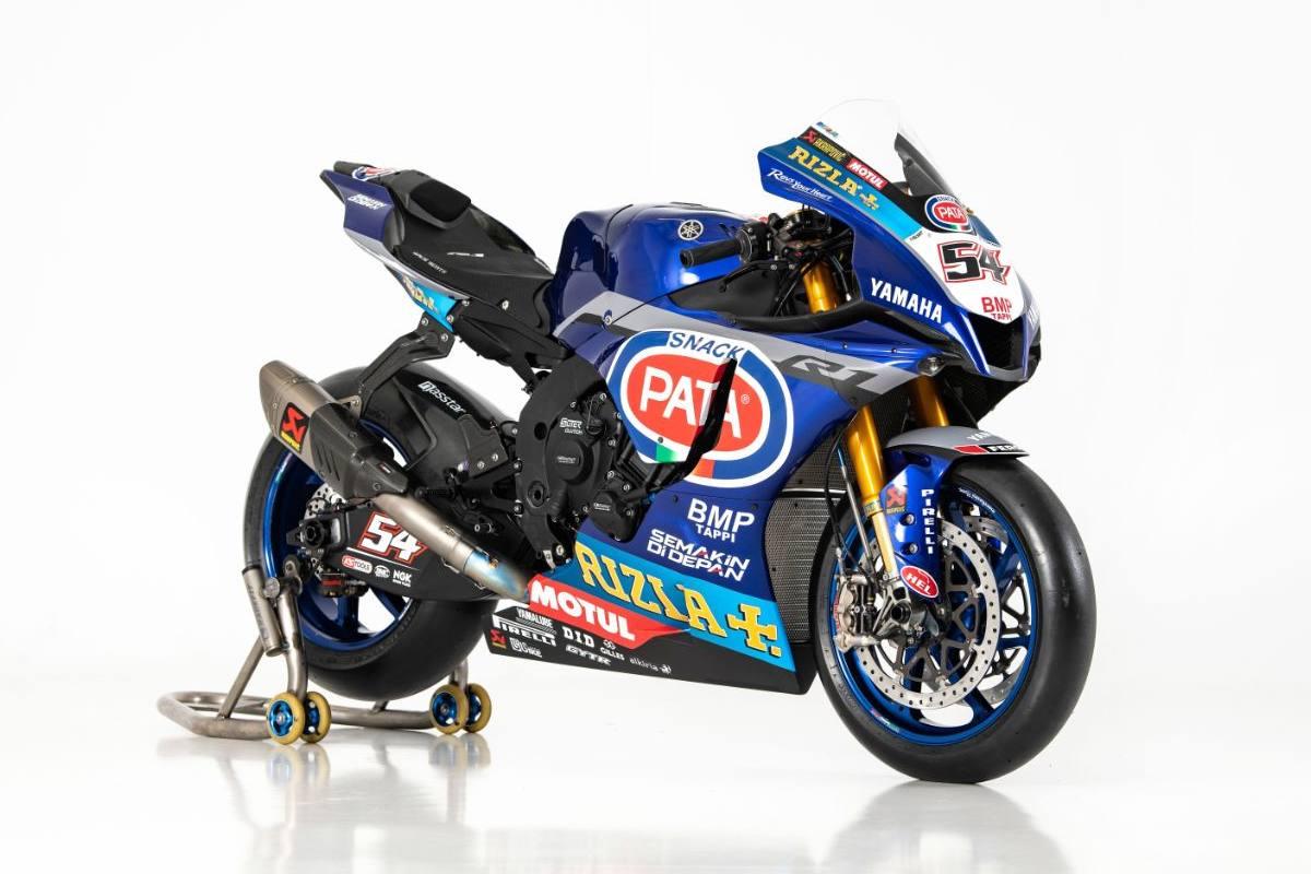 Yamaha SBK 2021