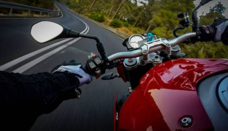 Me he caído de la moto y le he cogido miedo