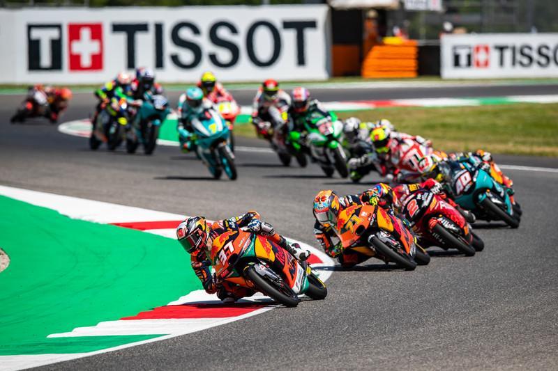 Moto3 Mugello 2021 ©KTM