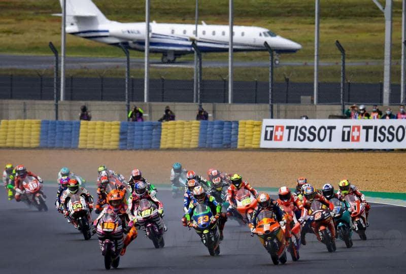 Gran Premio Moto2 Francia 2021