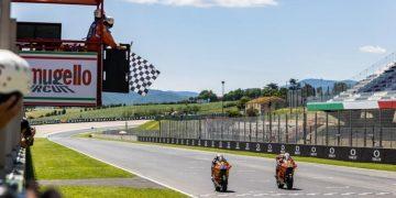 Moto2 Mugello 2021 ©KTM