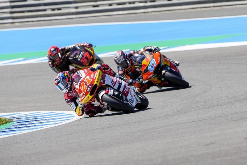 Análisis del Gran Premio de Moto2 Jerez 2021