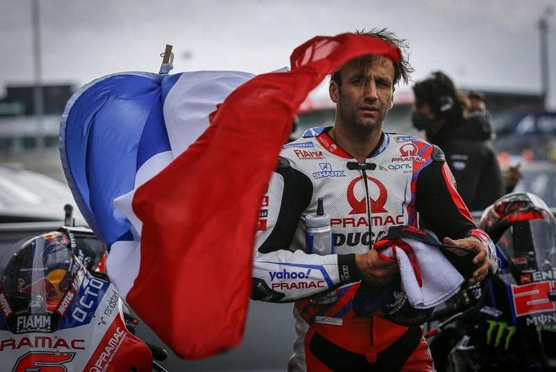 Gran Premio MotoGP Francia 2021 ©MotoGP.com