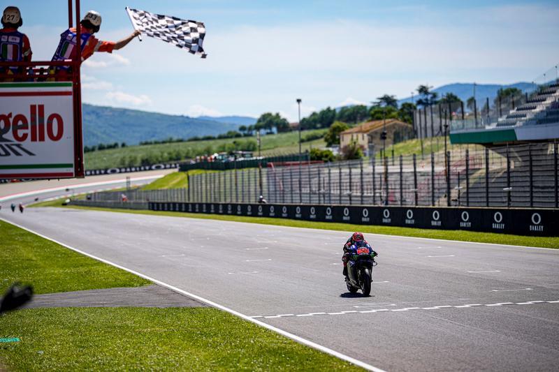 MotoGP Mugello 2021 ©Yamaha