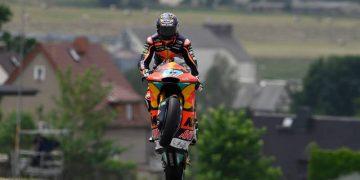 Moto2 Alemania 2021