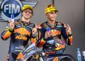 Moto2 Catalunya 2021 ©KTM