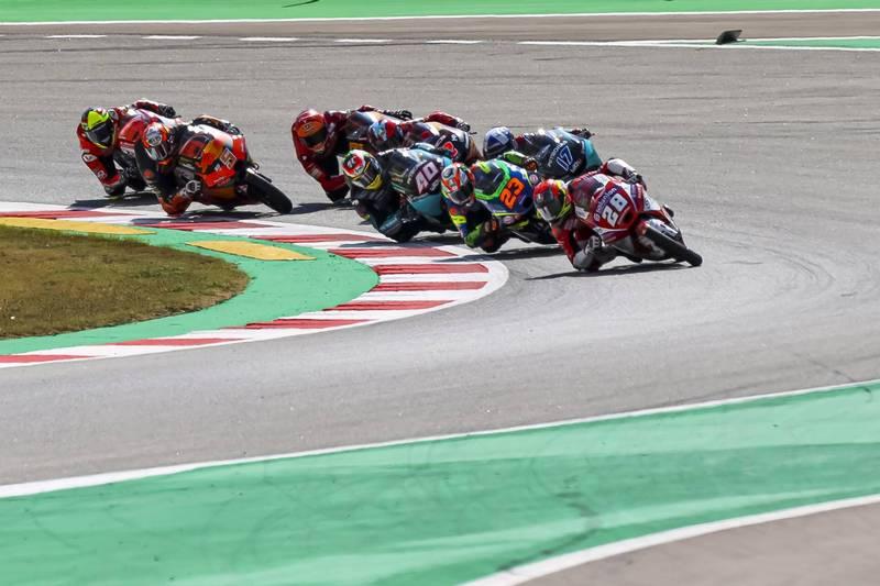 Moto3 Catalunya 2021