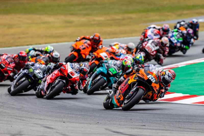 MotoGP Catalunya 2021 ©KTM
