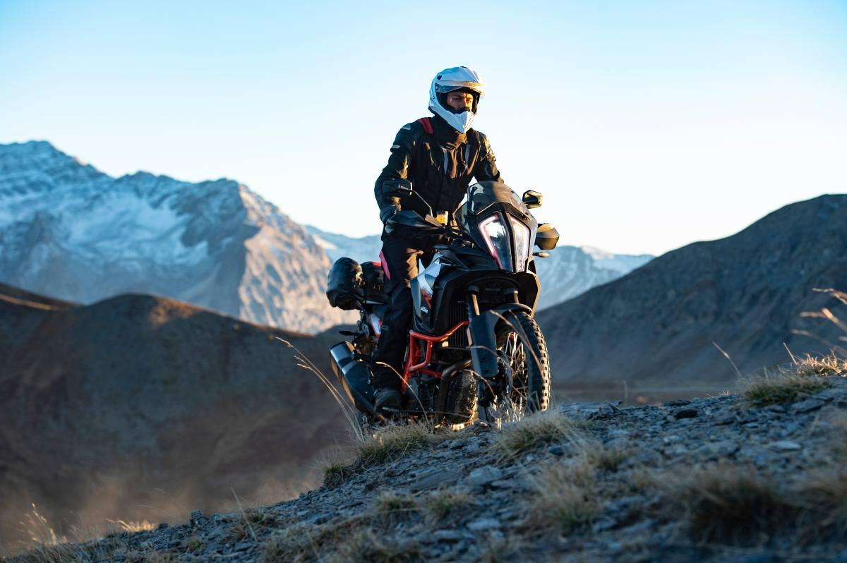 moto para iniciarse en el trail